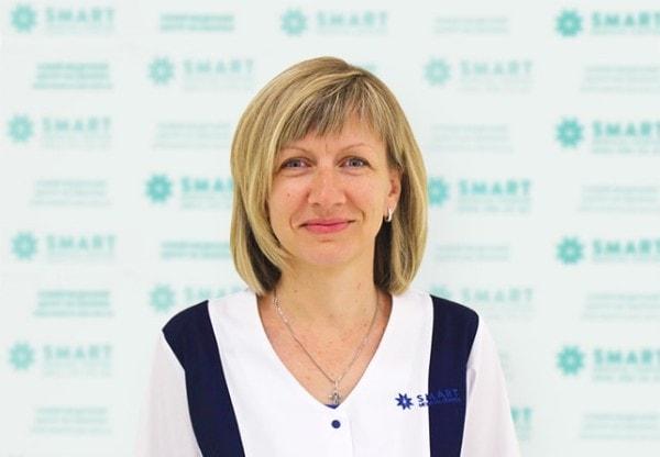 Liudmyla Kakhanovska