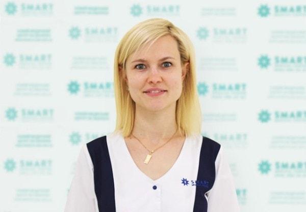 Halyna Sytnyk