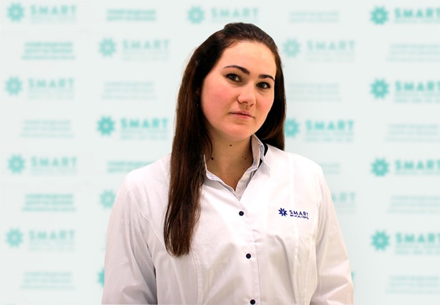 Yevheniia Dobrina