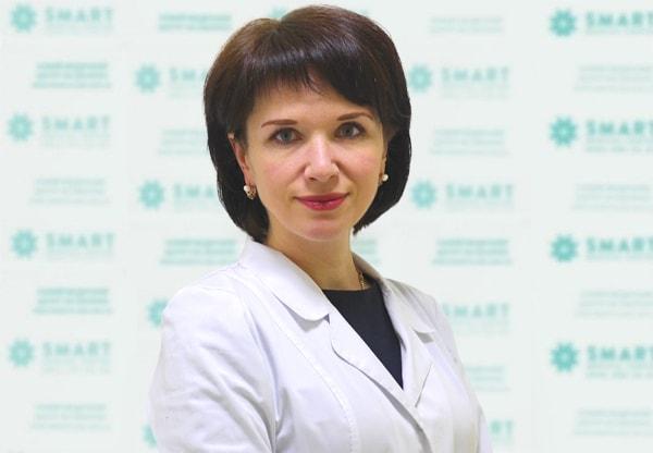 Anna Pidvysotska
