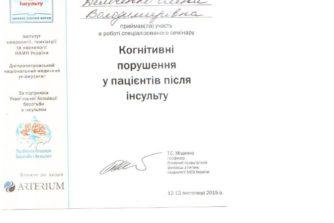Демченко Елена - сертификат 17
