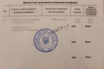 Новицюк Дмитрий Федорович - врач-уролог 4