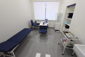 1. кабінет гастроентеролога