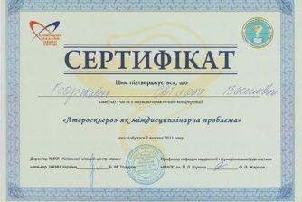 боржавич сертификат 2