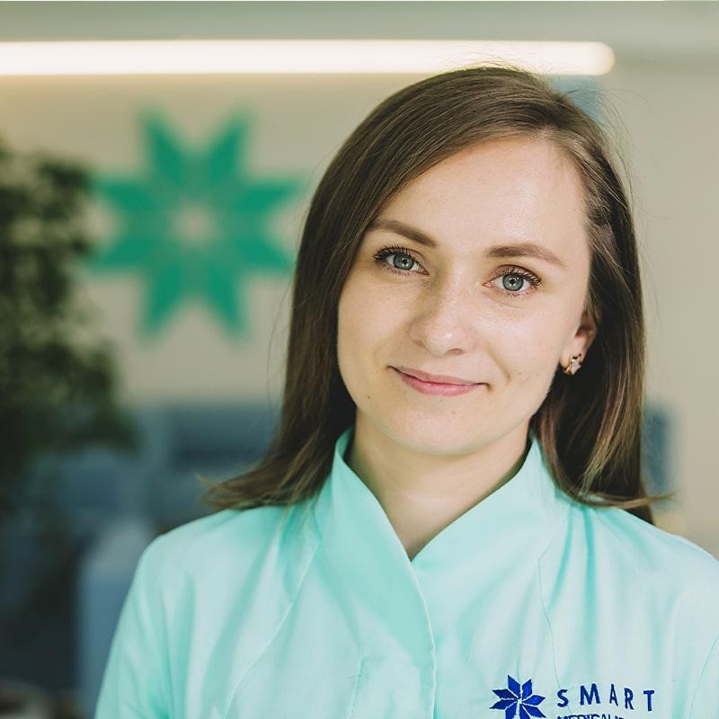 Бовт Дарья Сергеевна