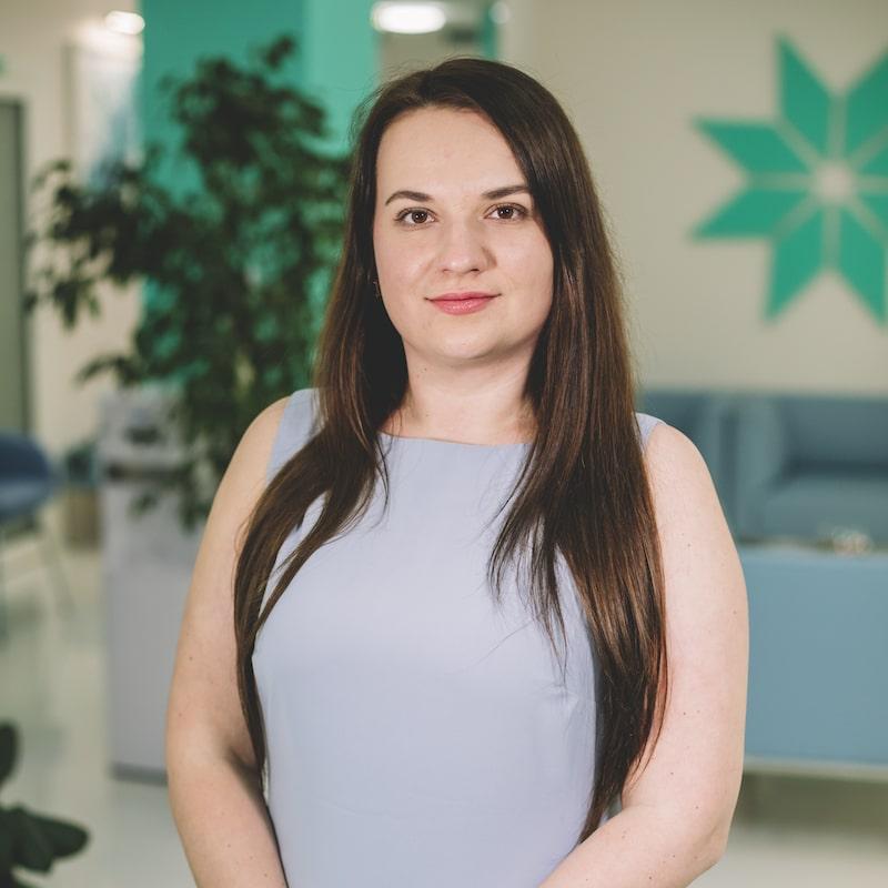 Топчий Ольга Андреевна