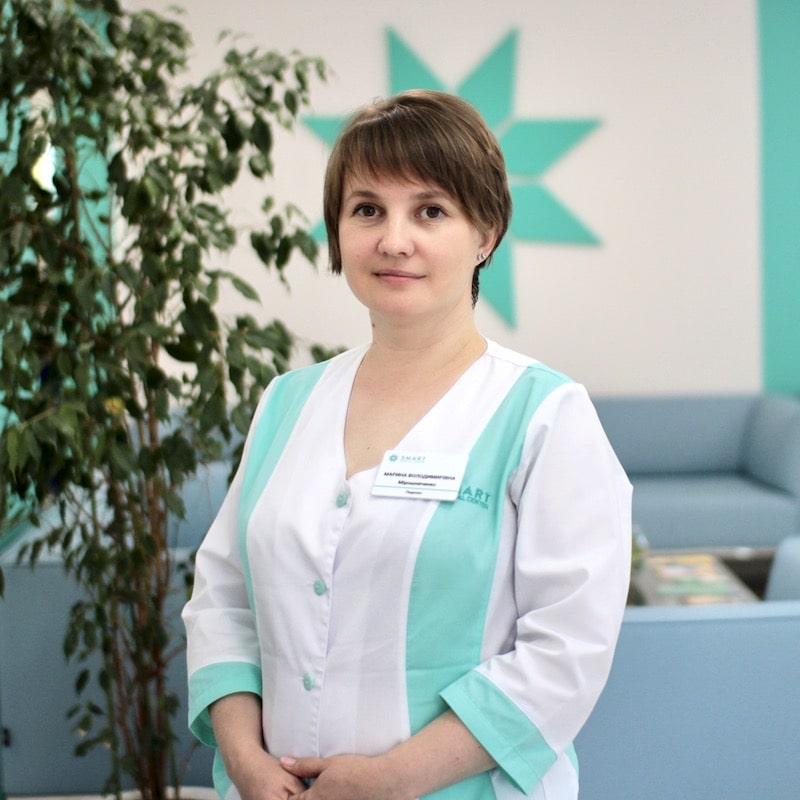 Мирошниченко Марина Владимировна