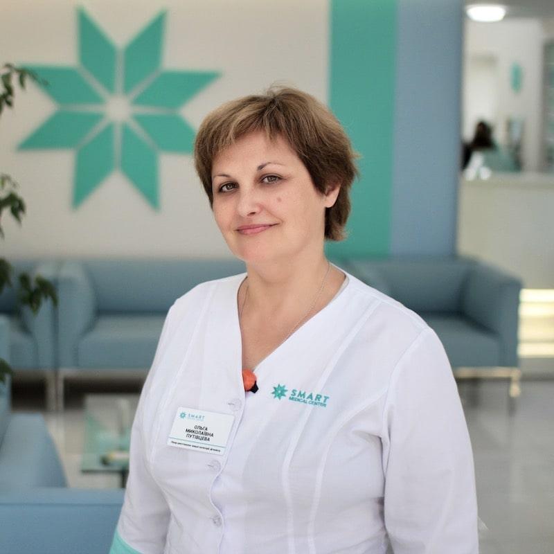 Путивцева Ольга Николаевна