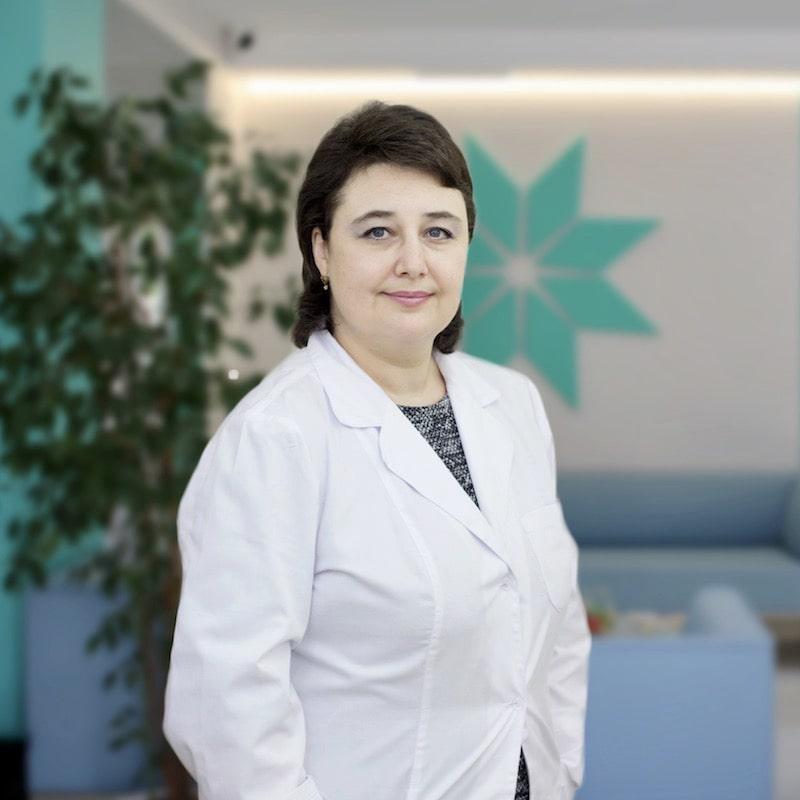 Титина Ирина Олеговна