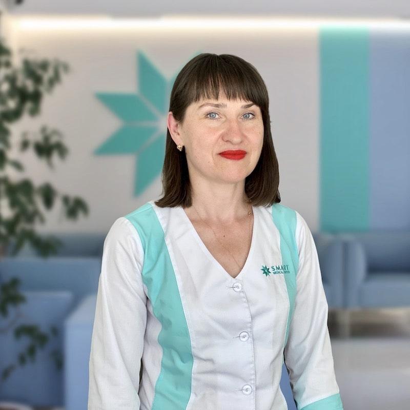 Виценко Нина Николаевна