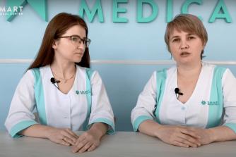 марина мірошниченко та катерина мельник