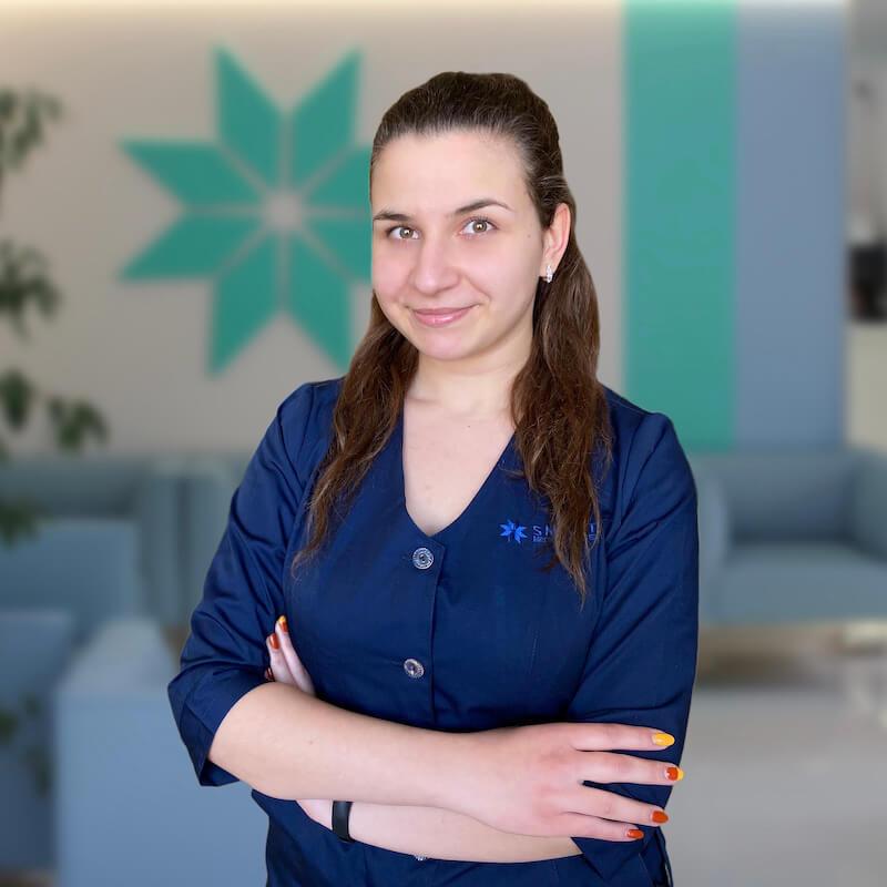 Злобина Ирина Андреевна