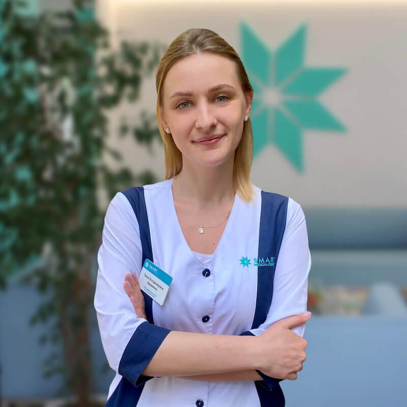 Авраменко Анна Владимировна