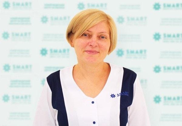 Баркар Оксана Николаевна