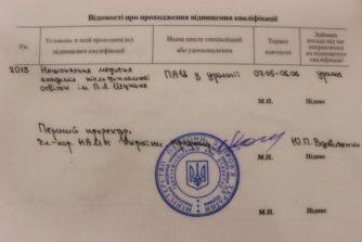 Новицюк Дмитрий Федорович - врач-уролог 7
