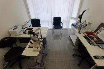 2. Кабінет офтальмолога