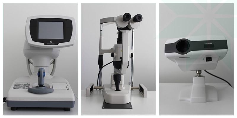 офтальмологическое оборудование Смарт Медикал Центр