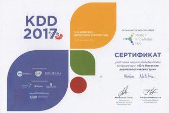макарь наталья kdd 2017