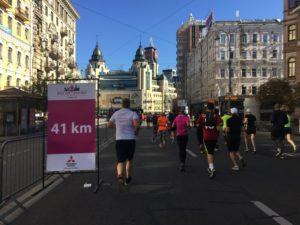 марафон 41 км київ 2018 рік