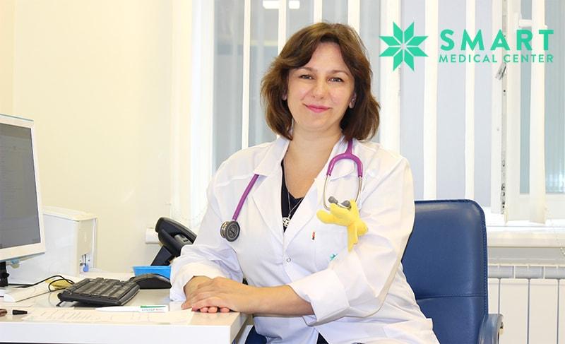 Дитячий анестезіолог Хайдакіна Катерина