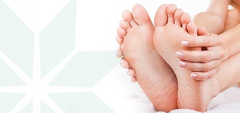 Немеют пальцы ног — причины