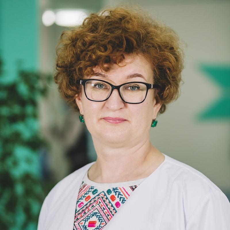 Кисельова Олена Анатоліївна