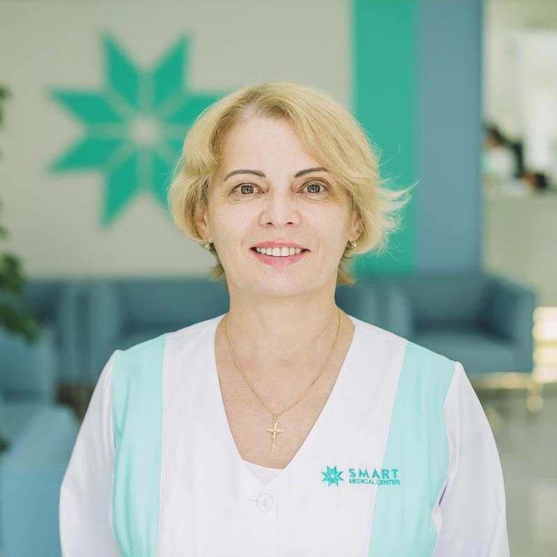Климовська Галина Миколаївна