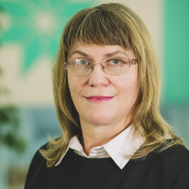 Мойсеєнко Валентина Олексіївна