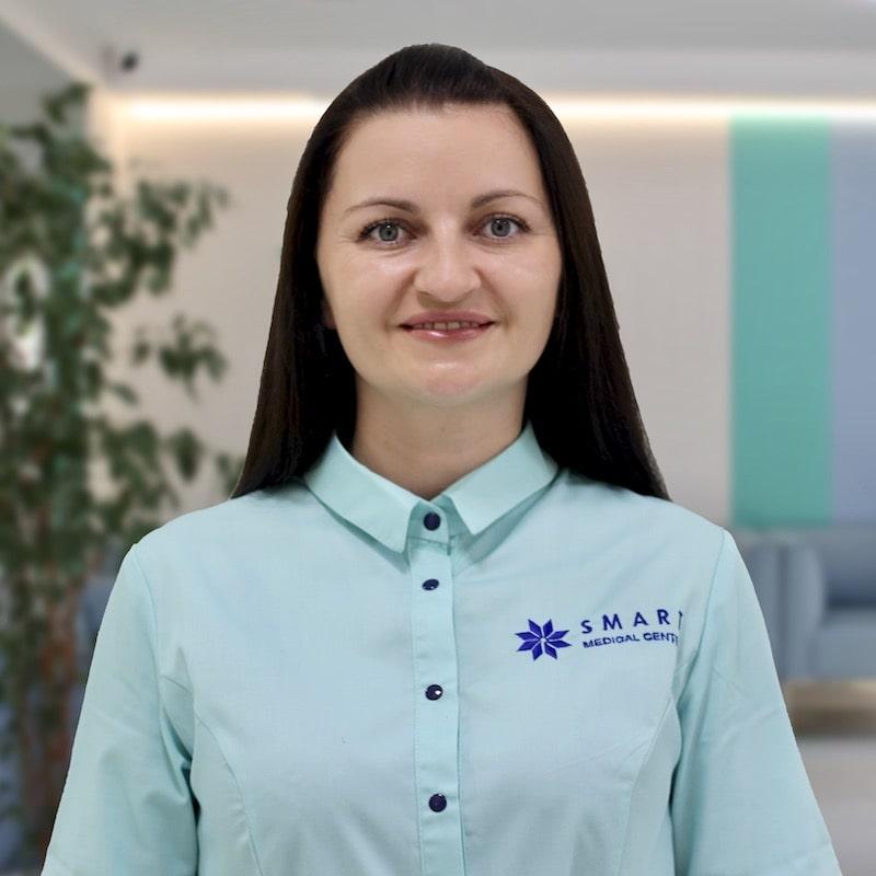Чудо Оксана Володимирівна