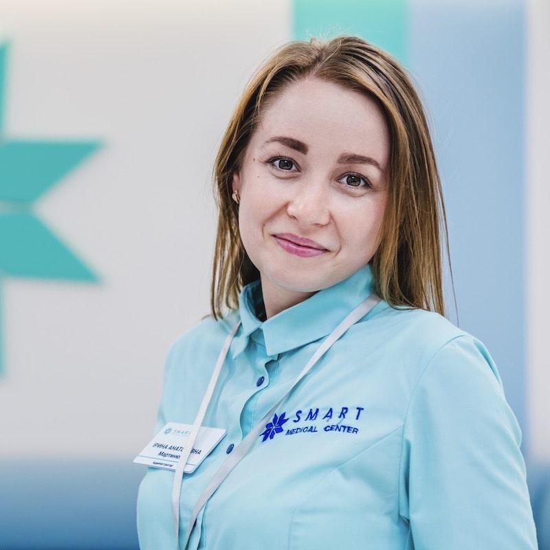Мартинюк Ірина Анатоліївна