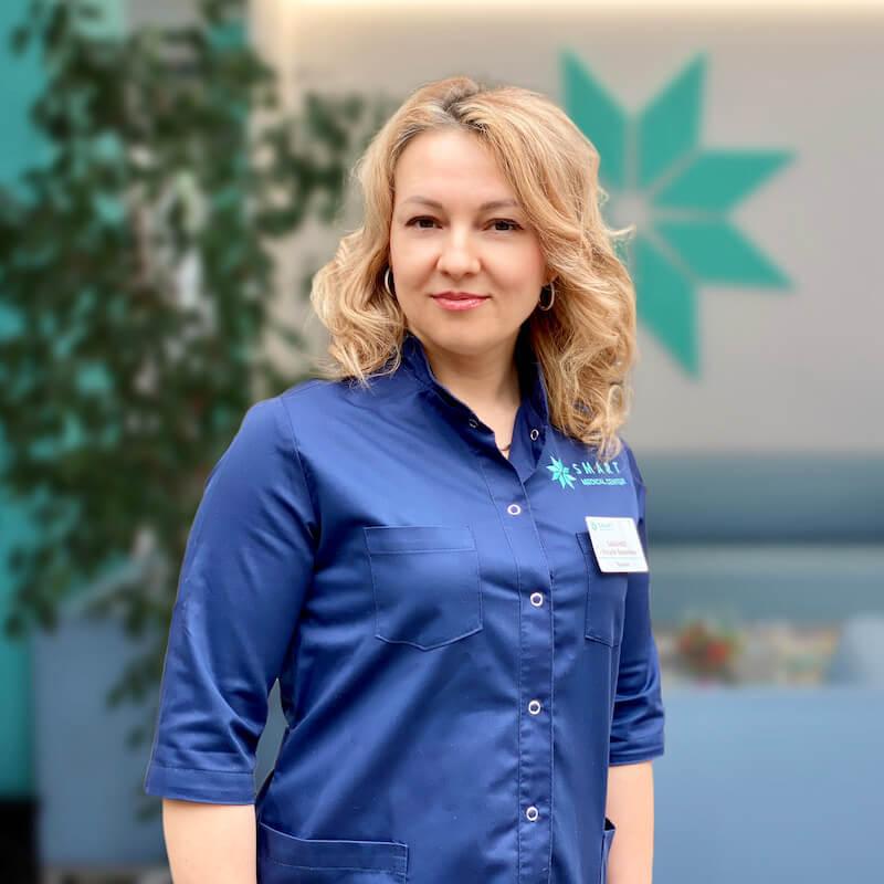Бабенко Наталія Василівна