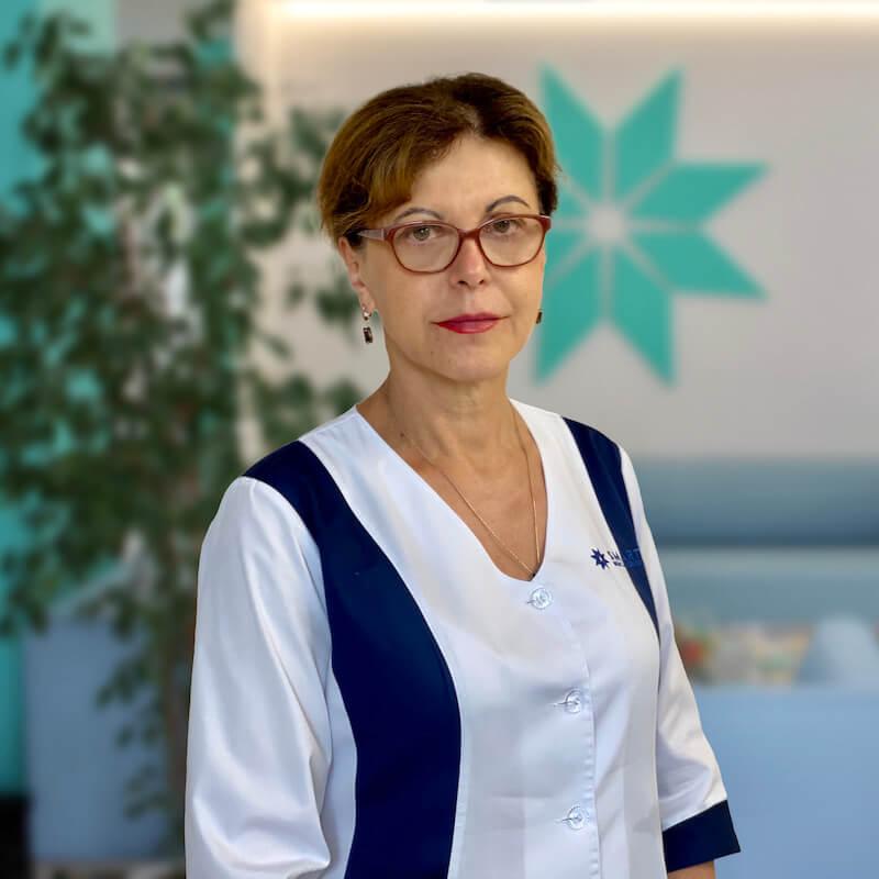Циганкова Наталя Михайлівна